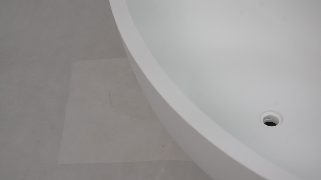 Bellissimo-Best Solid Surface Bathtub Stone Freestanding Bathtub on Bellissimo