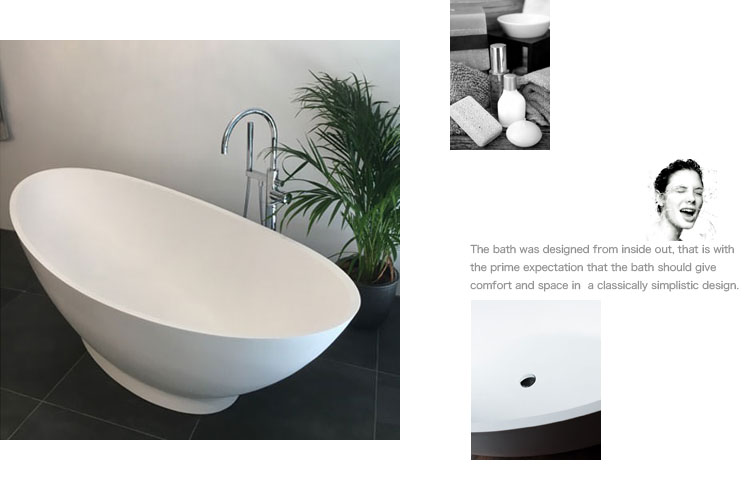 Bellissimo-Find Stone Tub Solid Surface Bathtub From Bellissimo Company-2