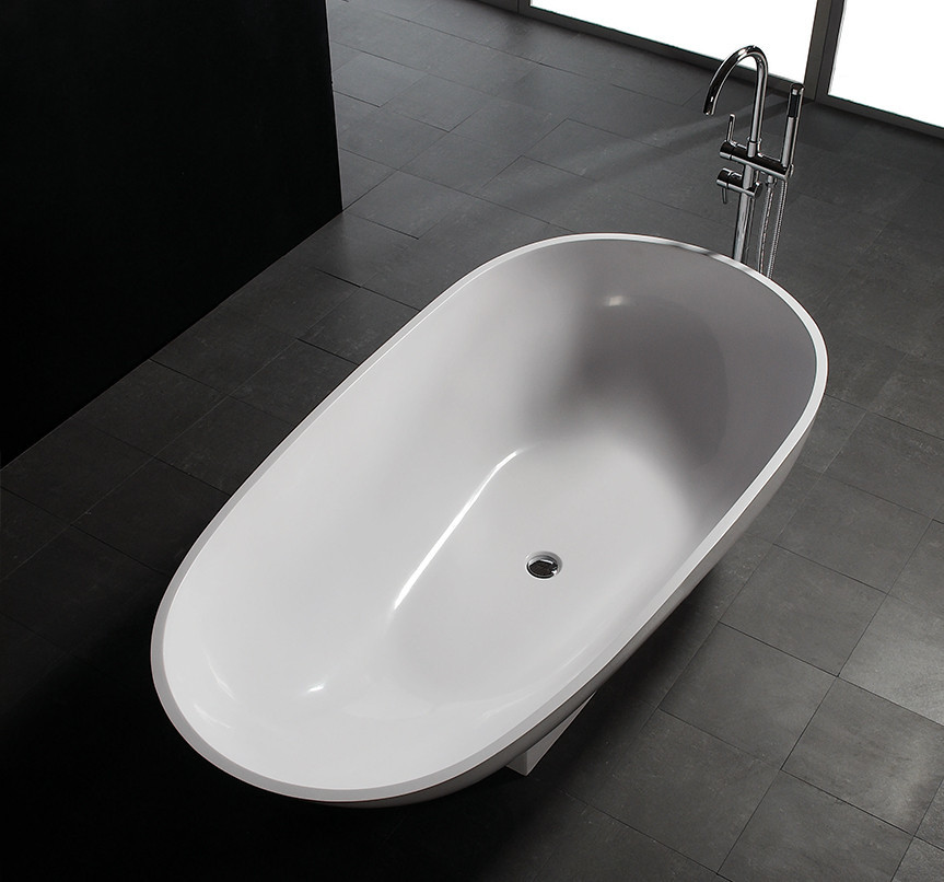 Stone tub artificial small Bellissimo Brand