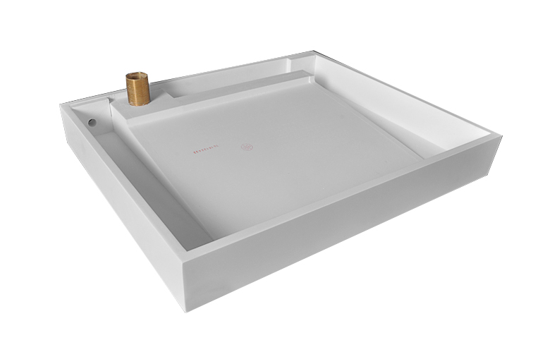 Bellissimo-Surface Mounted Basin Rectangular Wall Mount Sink From Bellissimo-4