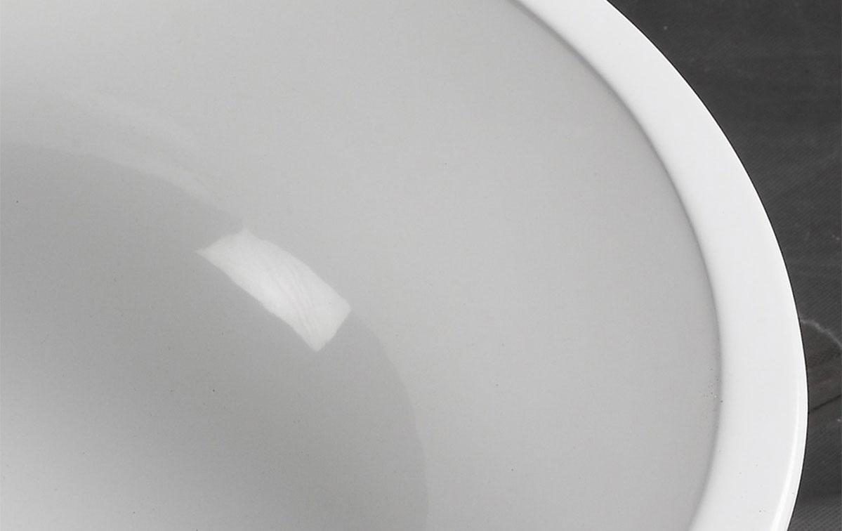 Bellissimo-Modern Round Design Freestanding Bathroom Pedestal Wash Basin-1