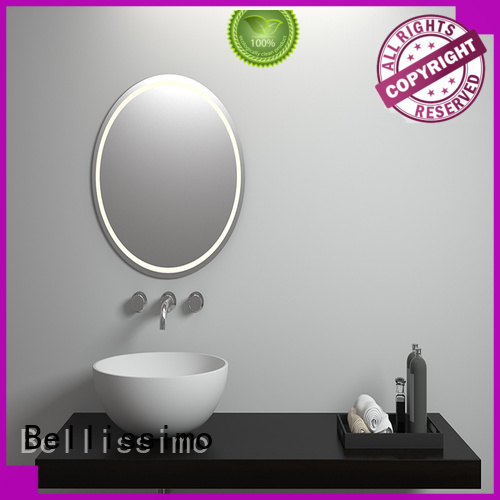 edge modern solid surface wash basin bs8348 solid Bellissimo company