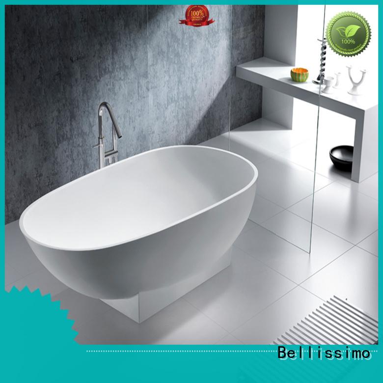 Quality Bellissimo Brand Stone tub free