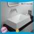 Bellissimo Brand stone countertop basin countertop supplier