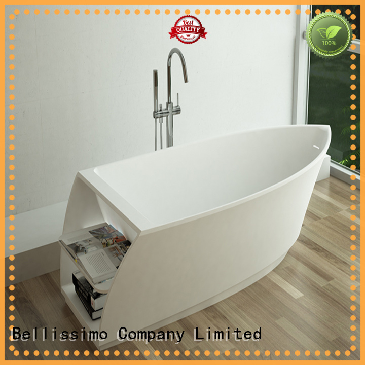 shoe shaped solid surface bathtub bath for bathroom