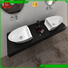 Quality Bellissimo Brand countertop basin rectangle bs8347