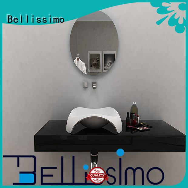 Quality Bellissimo Brand countertop basin surface