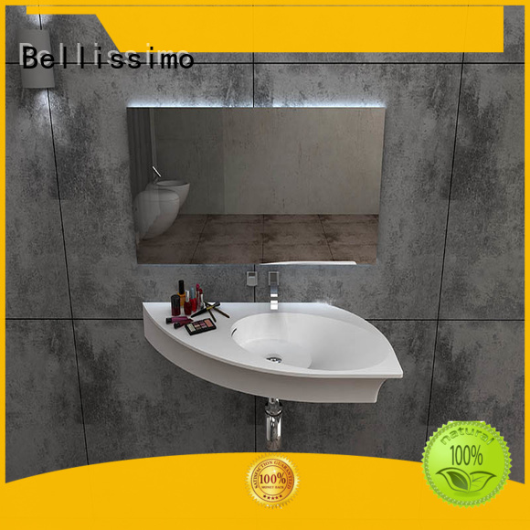 basin surface design wall mounted wash basins bs8409 Bellissimo