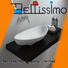 bs8343 countertop basin shape bs8341 Bellissimo Brand