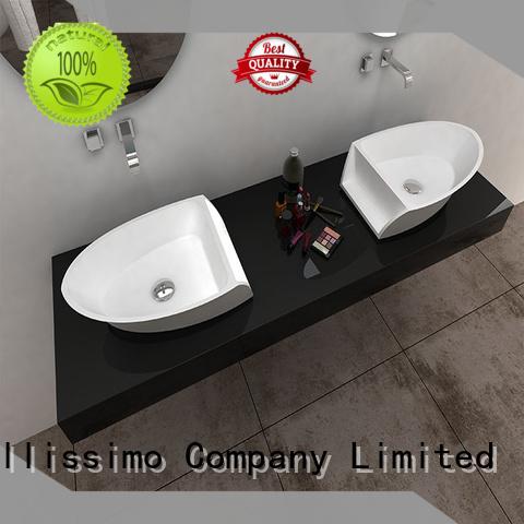 Bellissimo Brand surface bs8344 countertop basin design supplier