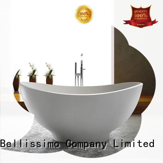 Bellissimo Brand bs8612 bathtub Stone tub