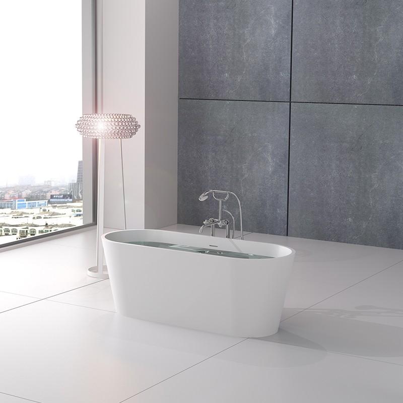 Bellissimo-Professional Best Acrylic Bathtub Stone Bathtub Manufacture-2