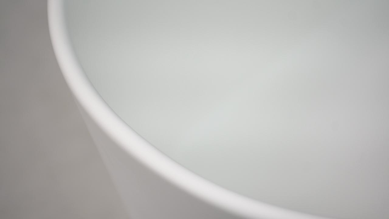 Bellissimo-Freestanding Resin Stone Cast Solid Surface Bathroom Bathtub