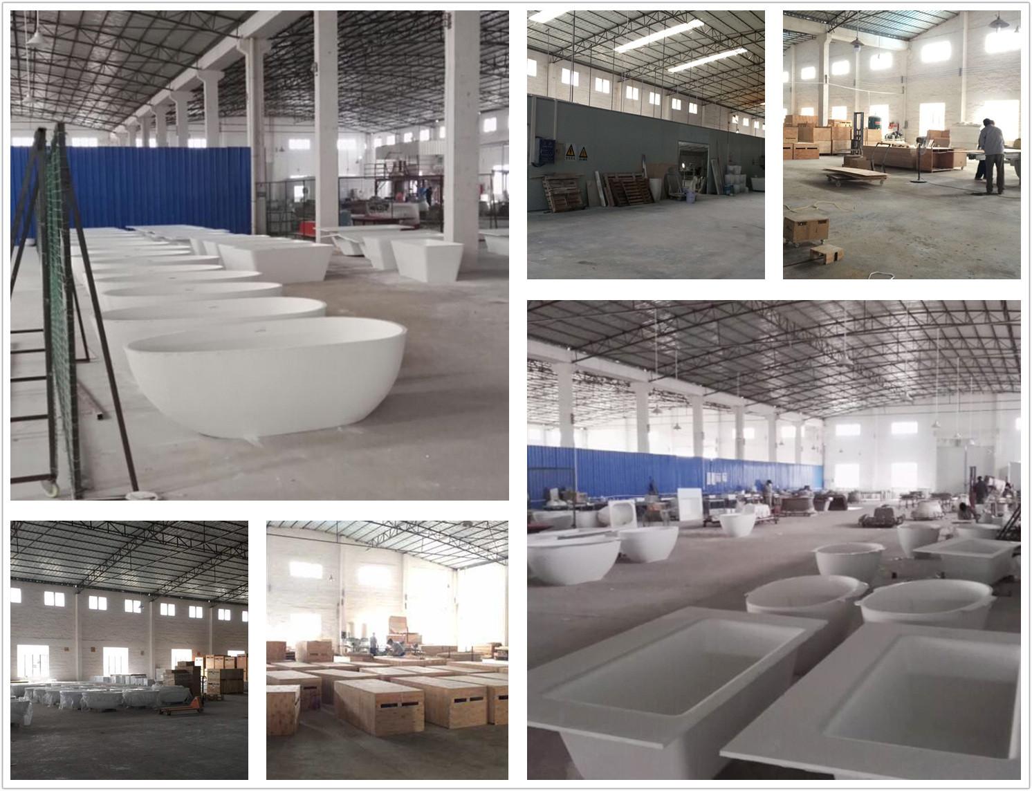 Bellissimo-Professional Oval Shaped Freestanding Floor Mounted Wash Basin-5