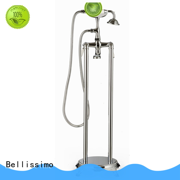 Bellissimo customized best bathtub faucets supplier for hotel