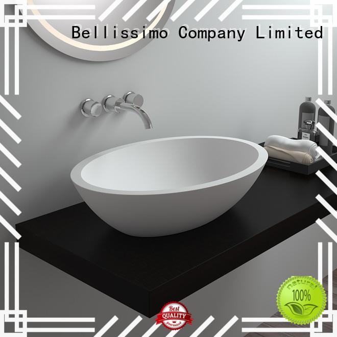 countertop basin square art Warranty Bellissimo