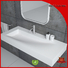 beard stone Bellissimo Brand small wall mount bathroom sink