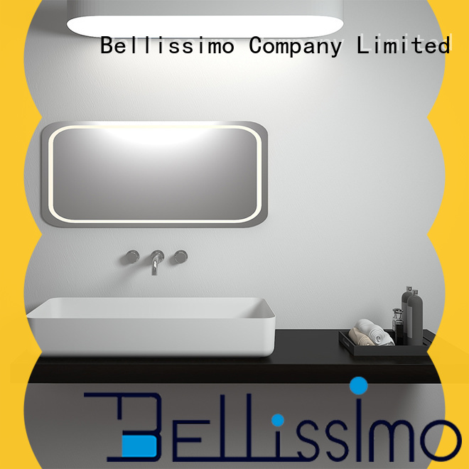 standalone modified acrylic solid surface bath for bathroom