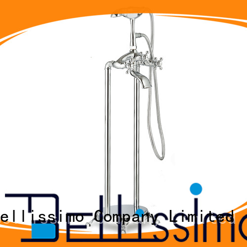 Bellissimo freestanding industrial kitchen faucet design for hotel