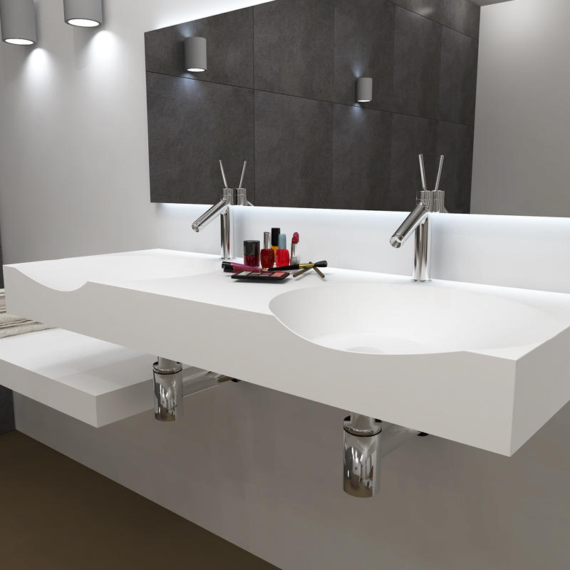 Bellissimo-Find Surface Mounted Basin Rectangular Wall Mount Sink From Bellissimo