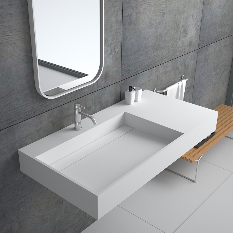 Wash Sink Wall Mounted Basin