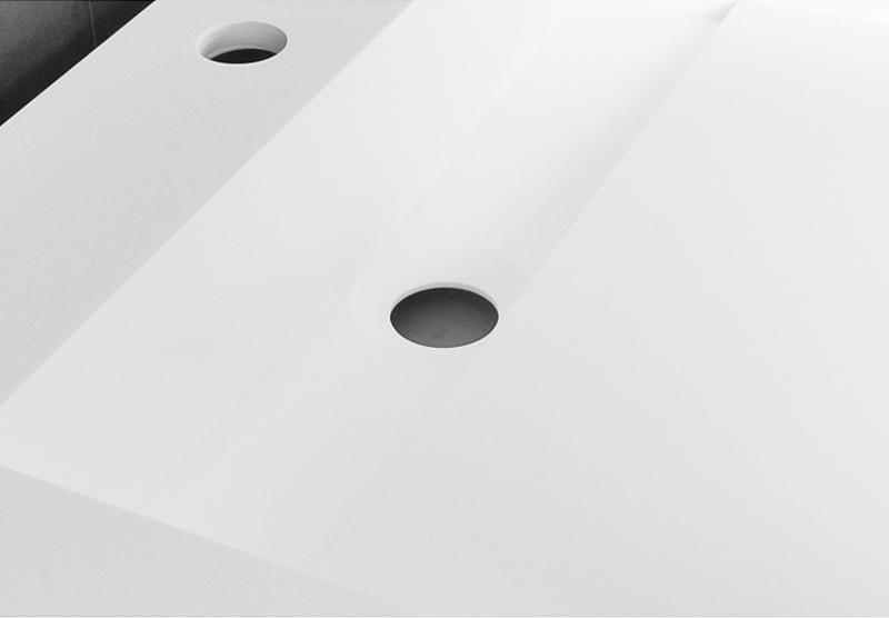 surface beard stone OEM wall mounted wash basins Bellissimo