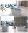 bathroom bs8608 Bellissimo Brand Stone tub factory