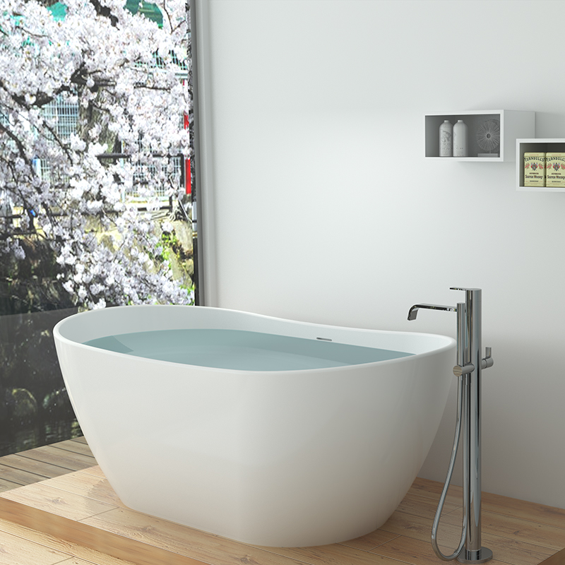 Bellissimo-Professional Solid Surface Freestanding Tubs Freestanding Tubs For Sale Supplier
