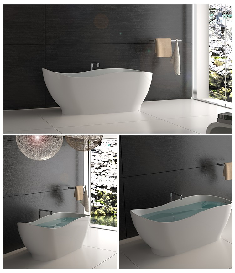 Bellissimo-Find Best Freestanding Tubs Stone Bathtub Surround From Bellissimo Company-2