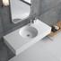Bellissimo Brand yacht wall modern wall mounted wash basins manufacture
