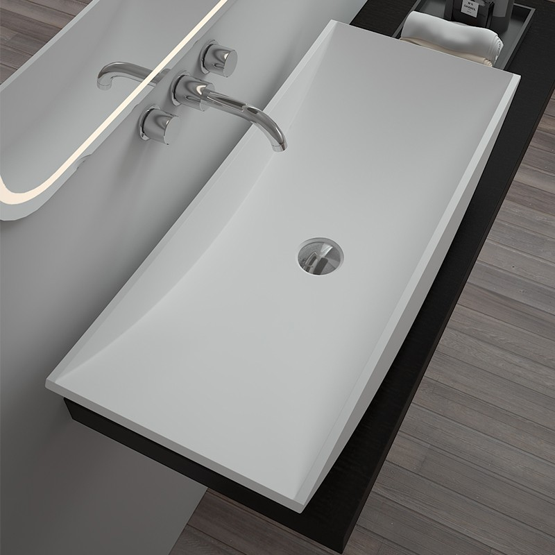 Bellissimo-Find Countertop Sink Solid Surface Bathroom Sinks And Countertops