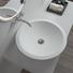 bs8345 unique square Bellissimo Brand countertop basin manufacture