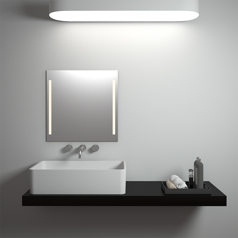Resin Stone Counter Top Basin Bs 8340