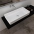 art oval Bellissimo Brand solid surface wash basin