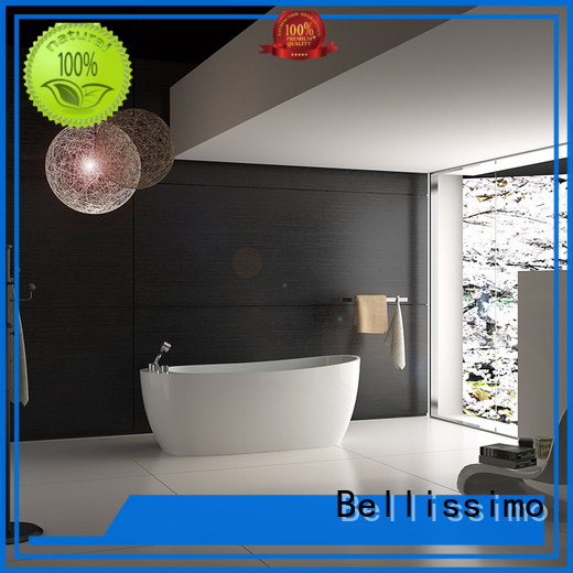 Quality Bellissimo Brand Stone tub red 1500mm