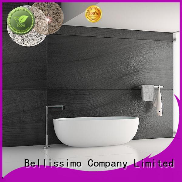 Bellissimo Brand bathroom bs8633a Stone tub acrylic