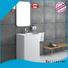 modern stone Bellissimo Brand free standing sink