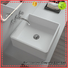 bs8348 style bs8344 solid surface wash basin bs8345 Bellissimo Brand