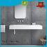 Bellissimo Brand mounted wall mounted wash basins surface factory