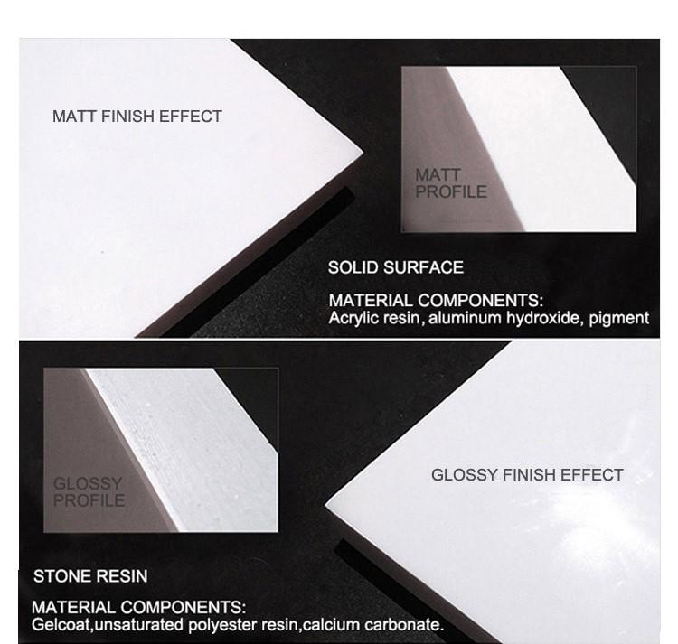 Bellissimo-High-quality Oval Design Standalone Solid Surface Acrylic Resin Stone Freestanding-2
