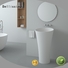 modern freestanding bathroom basin lavabo Bellissimo company