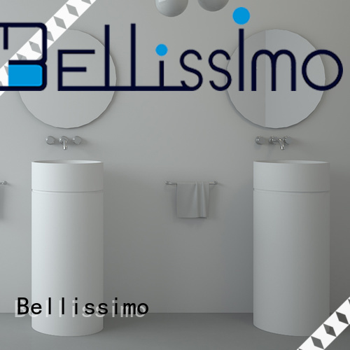 Bellissimo acrylic solid surface manufacturers wholesale for bathroom
