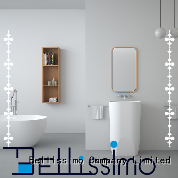 Bellissimo acrylic solid surface sheets wholesale for bathroom