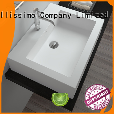 boat bs solid surface wash basin Bellissimo Brand