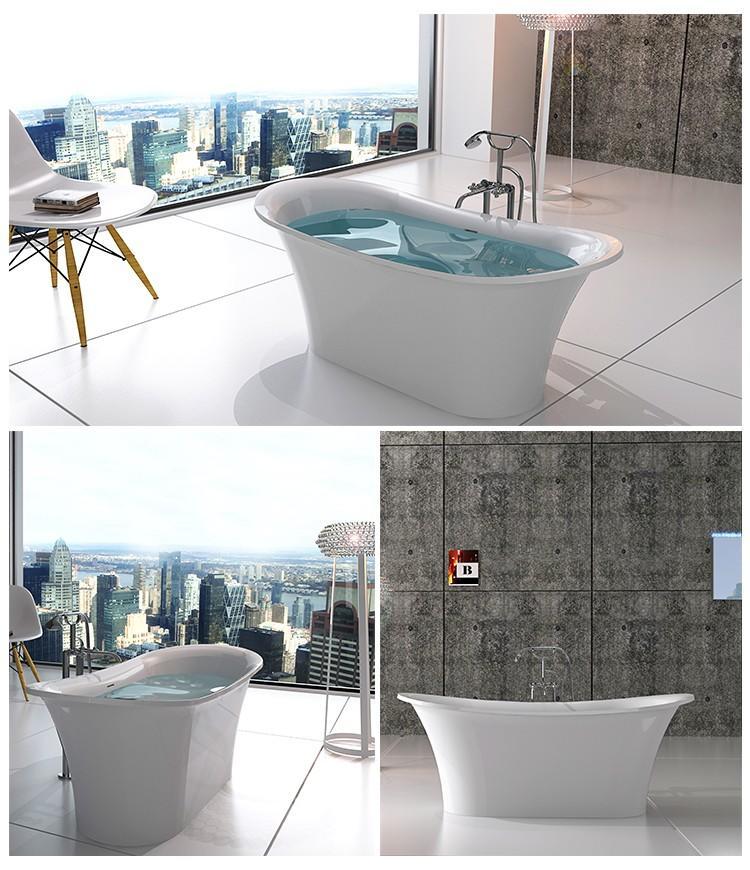 Bellissimo-Professional Free Standing Bathtub Best Freestanding Tubs Supplier-2
