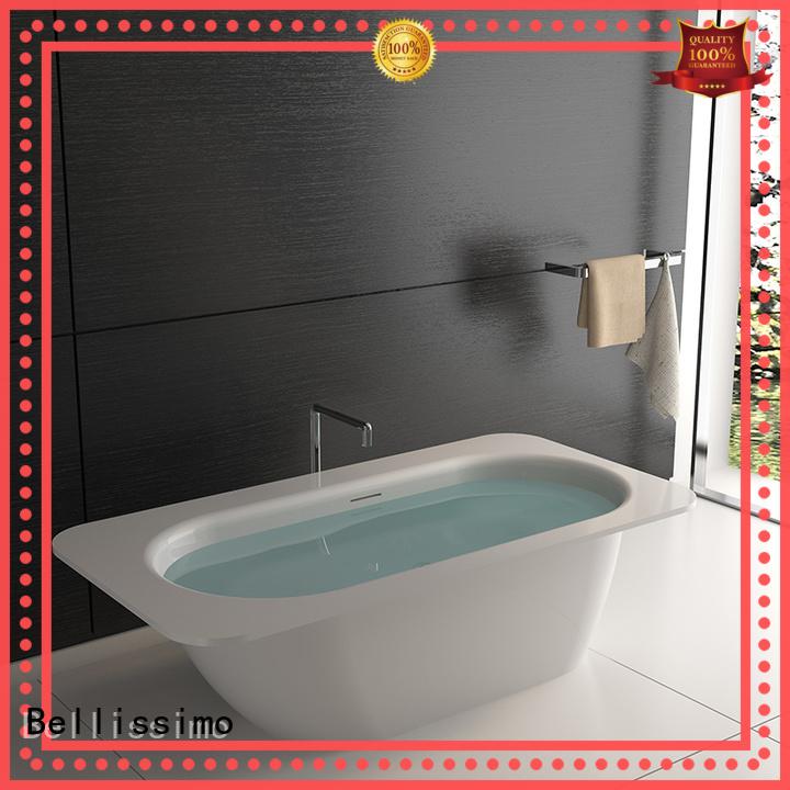 Bellissimo soaking bathtub size bath wholesale