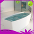 Quality Bellissimo Brand bs8616 bs8600 solid surface bathtub