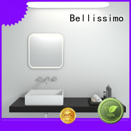 Bellissimo Brand white countertop basin solid supplier