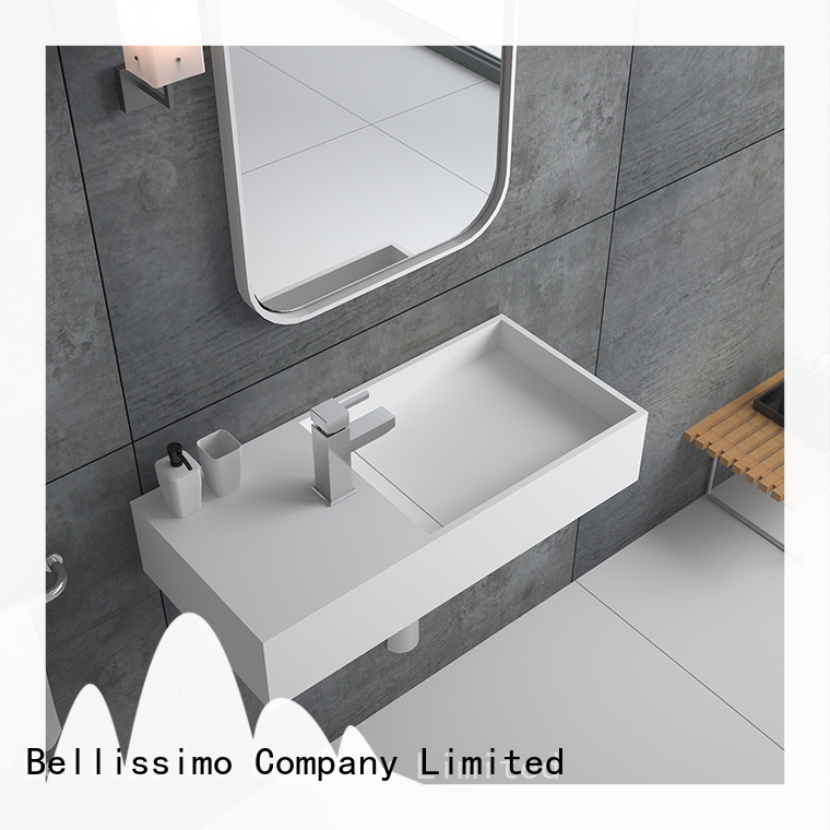 wall mounted hand basin best for villa Bellissimo