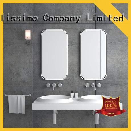 one body shaped stone sink supplier for villa